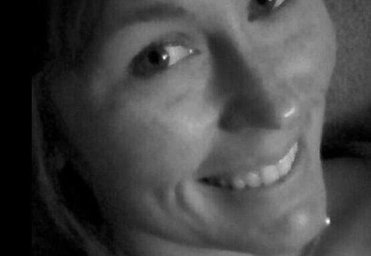 Courtney Ann Sanford murió el pasado jueves. (www.facebook.com/courtney.sanford.165?fref=ts)