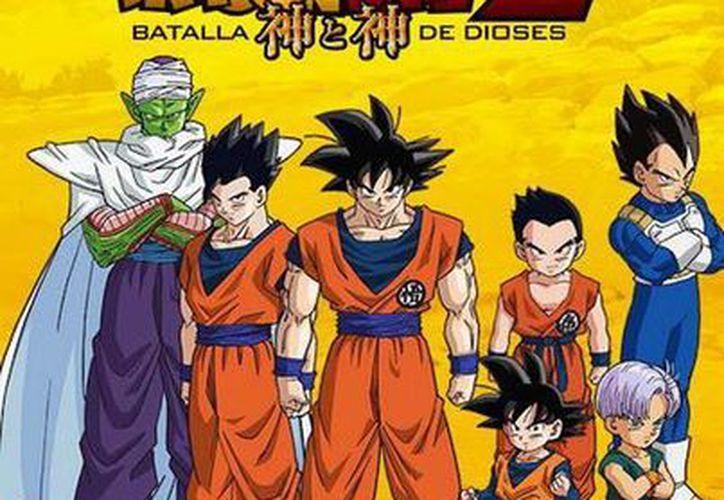 Cinemex confirma el estreno de 'Dragon Ball Z: Batalla de dioses' en sus salas. (Facebook)