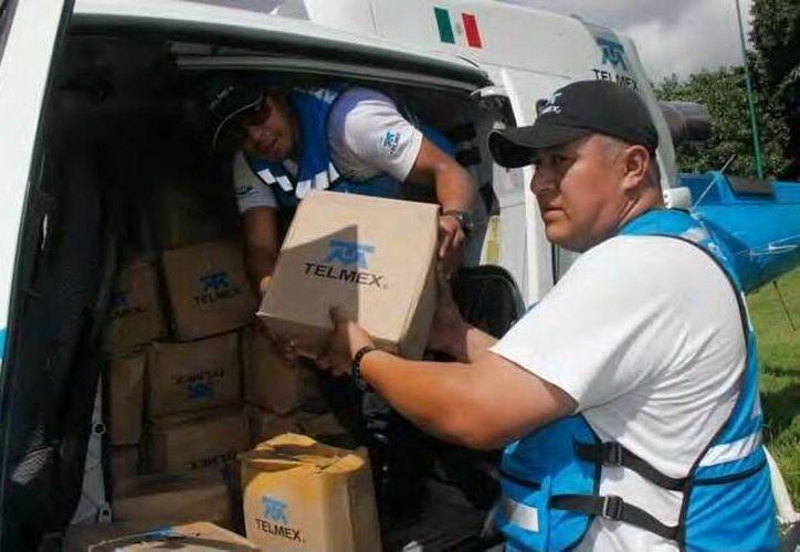 Telmex puso en operación 15 plantas potabilizadores. (Foto: Cortesía)