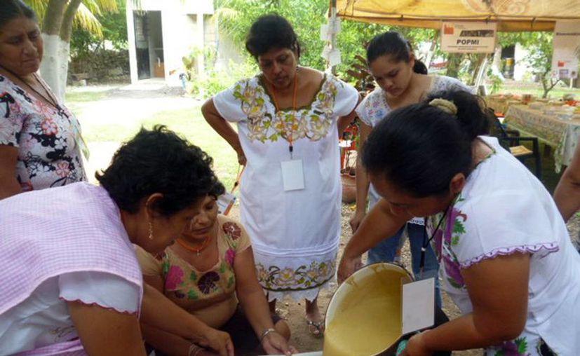 Promotoras de la CDI canalizan necesidades de mujeres indígenas. (SIPSE)