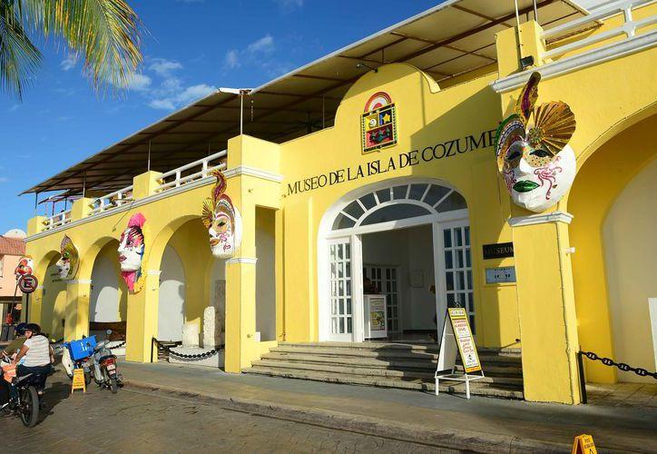 El Museo de la Isla contará con nuevas tecnologías. (Gustavo Villegas/SIPSE)