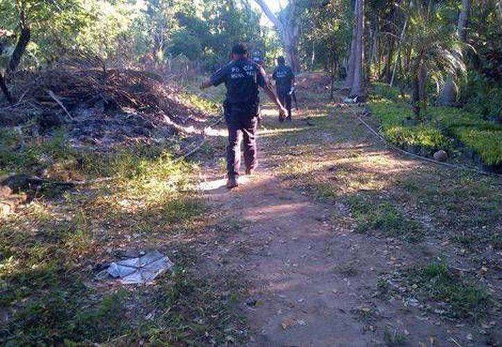 De los cadáveres hallados este sábado por la noche en dos fosas clandestinas de Mexcaltepec, nueve corresponden a hombres y tres a mujeres. (Milenio/Contexto)