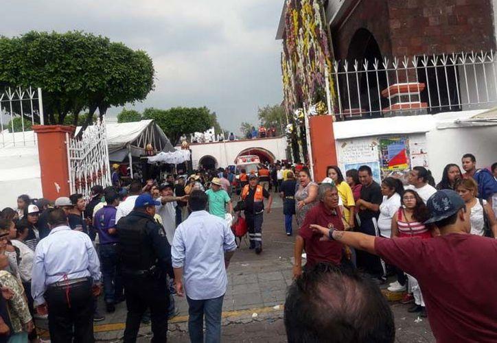 El festejo se realizaba en la Plazuela de Los Reyes y la calle de las Flores. (excelsior.com)
