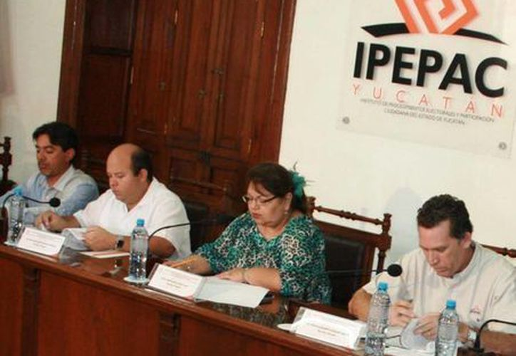 Consejo General del Ipepac. (Milenio Novedades)