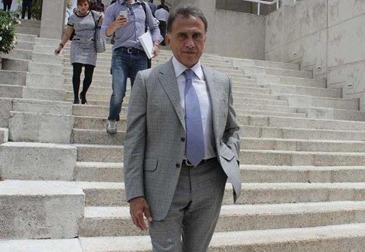 Miguel Ángel Yunes Linares tomará las riendas del estado de Veracruz este 1 de diciembre. (Excélsior)