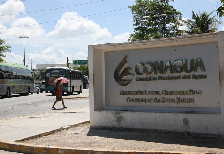 La Conagua en Quintana Roo mantendrá el monitoreo del fenómeno hidrometeorológico para dar avisos a la población. (Consuelo Javier/SIPSE)