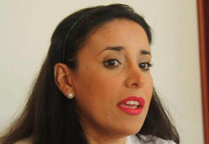 Blanca Cecilia Pérez Alonso dijo que el evento está abierto a todo el público. (Octavio Martínez/SIPSE)