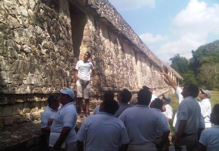 La Sedetur imparte capacitación sobre cultura turística, desarrollo empresarial y guía de turistas. (Foto de contexto/Internet)