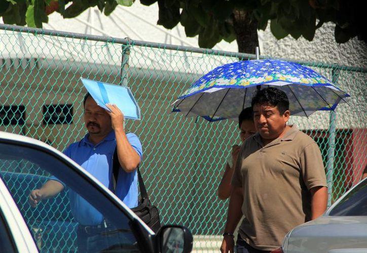Ayer se registraron elevadas temperaturas en Mérida. (José Acosta/SIPSE)
