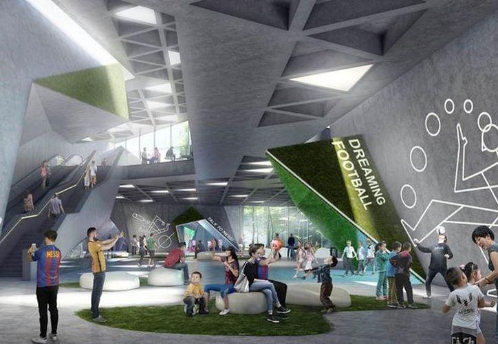 El parque combinará 20 atracciones robotizadas con producciones audiovisuales. (Contexto)