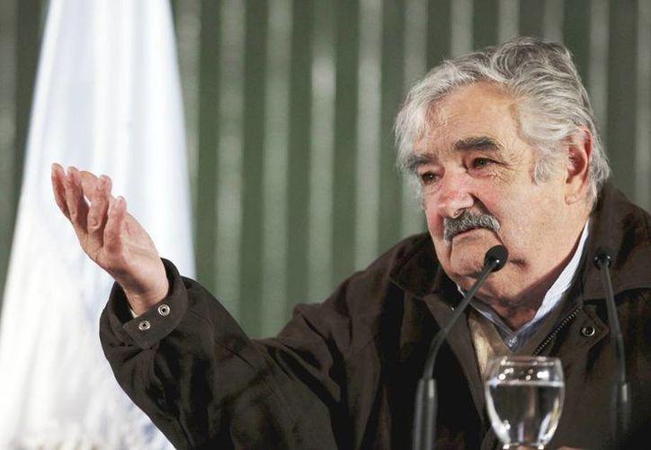 El presidente uruguayo, José Mujica, el popular 'Pepe'. (Agencias)