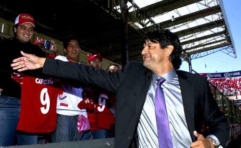 Como entrenador, Cardozo ha dirigido al Olimpia de Paraguay y al Querétaro de la liga mexicana, con el cual llegó a semifinales en el Apertura 2011. (Facebook oficial)