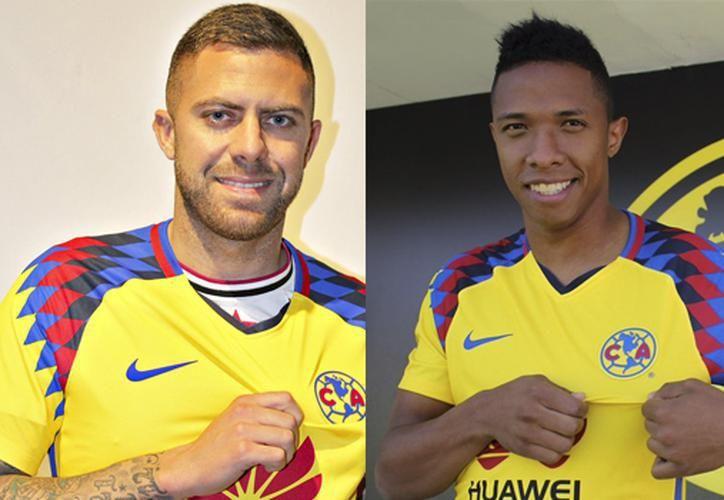 Ibargüen y Ménez iniciaron con intensidad su entrenamiento con el América. (Contexto/Internet)