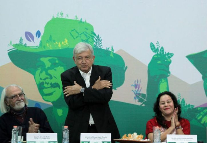 Andrés Manuel López Obrador presentó el Programa Sembrando Vida. (vanguardia.com)