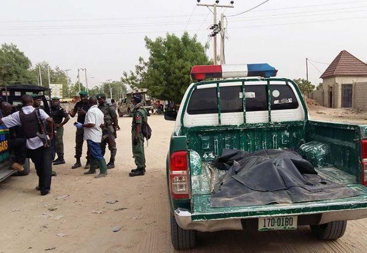 Los ataques de los yihadistas en el noreste de Nigeria son frecuentes. (Reuters)