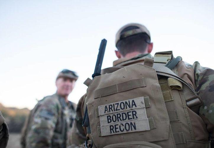 Desde su difusión, los voluntarios de Arizona Border Recon se han multiplicado: de apenas unos 30 a más de 200. (facebook.com/ArizonaBorderRecon)