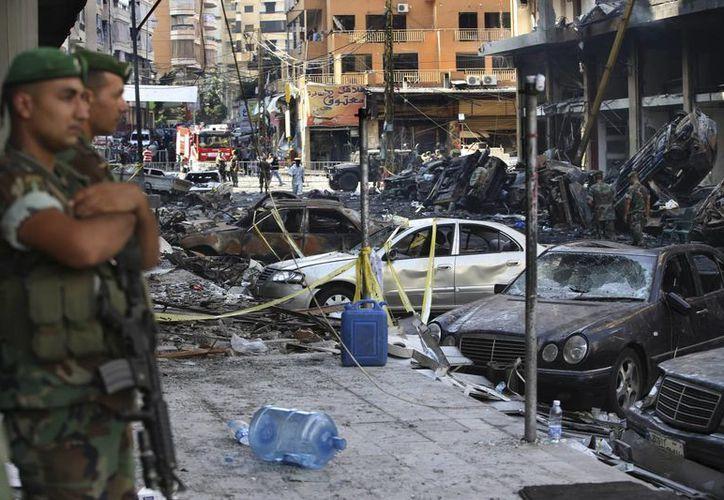 Alepo ha sido foco de violentos combates. (Agencias)