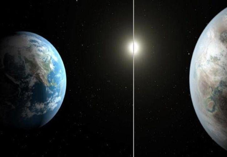 Nasa confirma hallazgo de planeta 'primo' de la Tierra