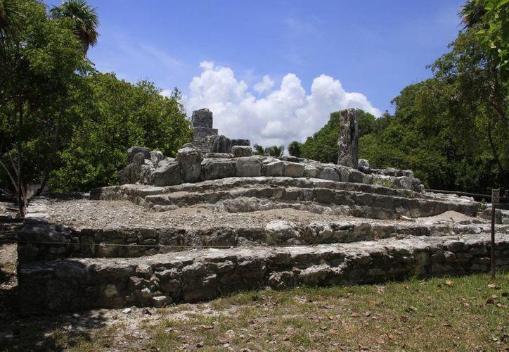 De acuerdo con el INAH, en el estado hay alrededor de mil 800 zonas arqueológicas, aunque sólo 11 son abiertas al público. (Tomás Álvarez/SIPSE)