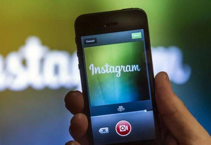 La red social de Instagram aseguró que 300 millones de personas utilizan esta plataforma cada día. (Agencias/Archivo)
