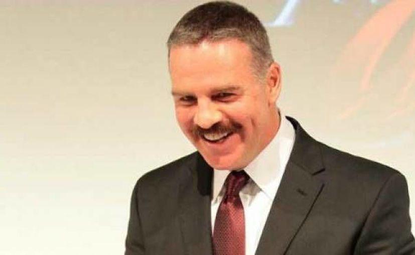 Ari Telch se mostró contento por ser parte del elenco de la nueva teleserie de Televisa, <i>La Candidata</i>. (Notimex)