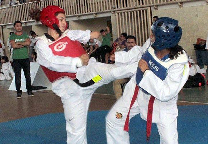 La taekwondoina yucateca, Jessica García Quijano aparece ubicada en la sexta posición general, y la segunda mejor a nivel nacional. (SIPSE)