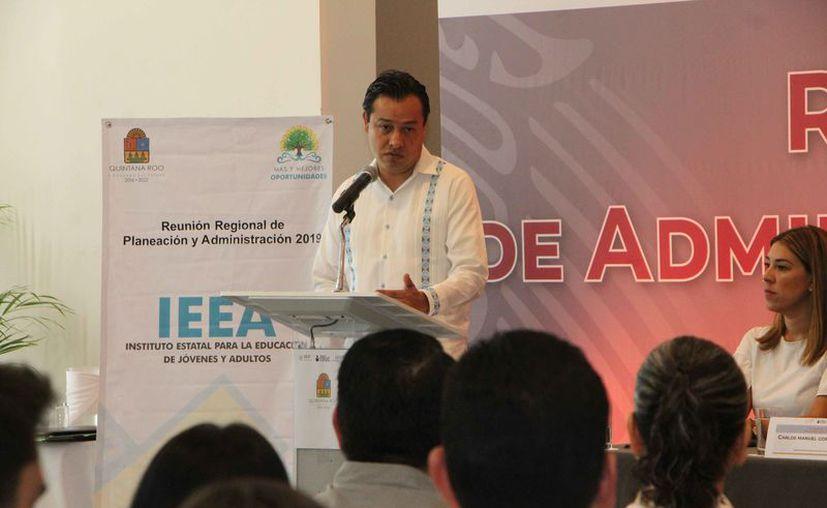 El instituto llevó a cabo su reunión regional de planeación y administración. (Paola Chiomante/SIPSE)