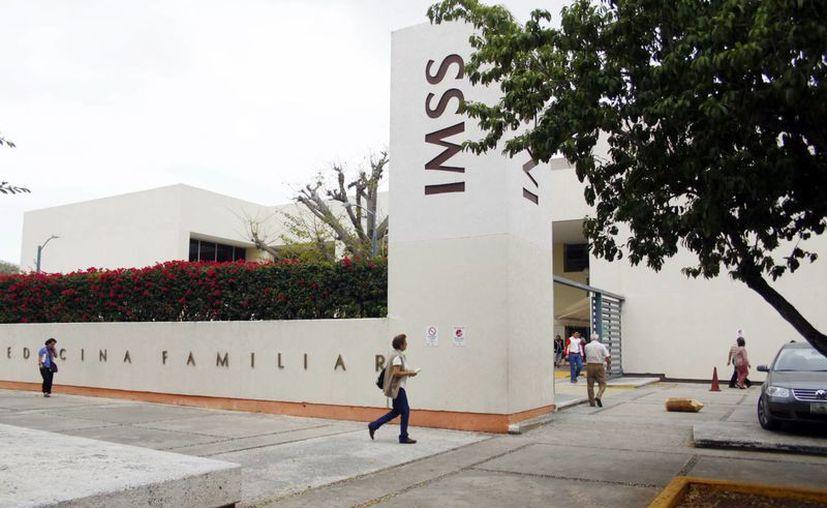 La delegación Yucatán del IMSS atiende a unos 17 mil patrones y más de 274 mil cotizantes. (SIPSE)