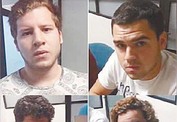 El pasado 2 de enero de 2015 los jóvenes Gerardo Rodríguez Acosta, Jorge Cotaita Cabrales, Diego Cruz Alonso y Enrique Capitaine Marín, se aprovecharon de la menor de edad. (Agencias)