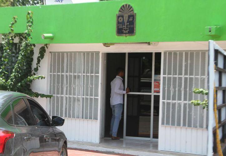 Jorge Herrera Romero promovió una demanda ante el Tribunal, en la que solicita la nulidad absoluta de la cláusula de exclusión dictada en su contra. (Joel Zamora/SIPSE)