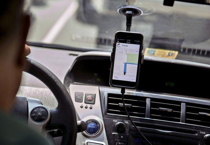 Ahora podrás llamar directamente al 911 desde la plataforma Uber en la Ciudad de México. (Foto: Contexto)