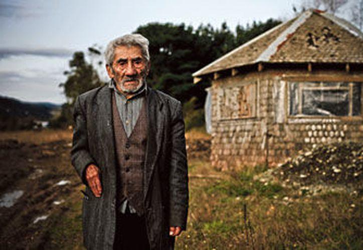 Celino Villanueva Jaramillo podría ser la persona más vieja del mundo. (Foto: La Tercera)