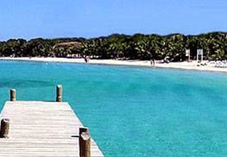 La costa de Mahahual es la sede escogida para el evento de música electrónica. (Foto de Contexto/Internet)