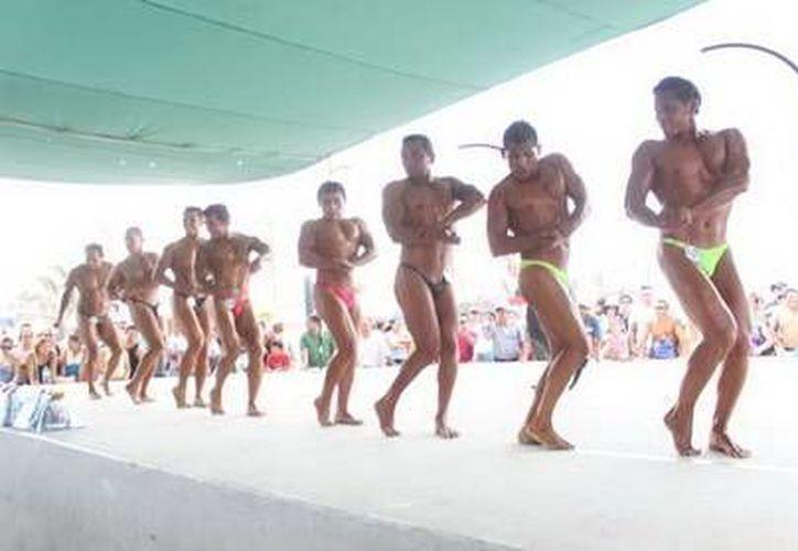 En la competencia participaron unos 120 atletas. (SIPSE)