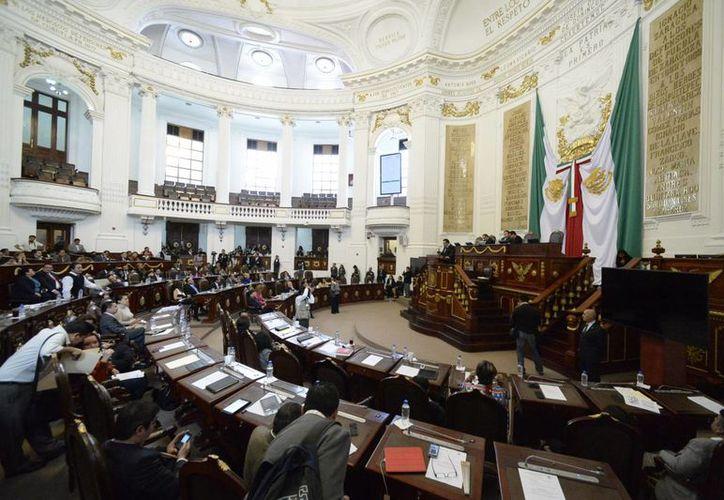 La Asamblea Legislativa aprobó por unanimidad la nueva Ley de Centros de Reclusión. (Notimex)