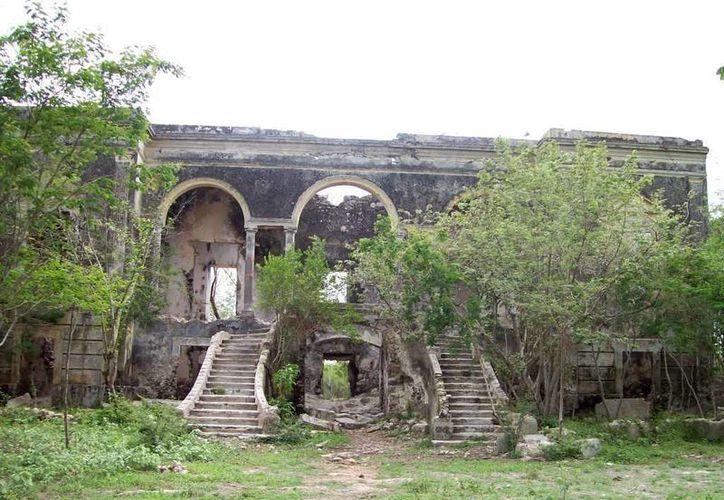 Las haciendas son lugares en los que comúnmente se encuentran tesoros, debido a las fortunas que en ellas fueron enterradas en el siglo anterior. (Archivo/ SIPSE)