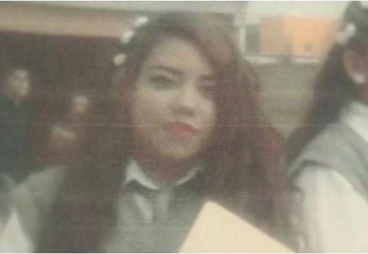 La desaparición de Diana Elizabeth fue reportada el lunes. (sdpnoticias.com)
