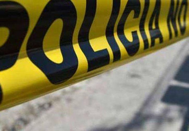 Un hombre identificado como Héctor Saúl Sereno Maldonado fue baleado anoche por las calles de Granada y Cerezo. (Milenio)