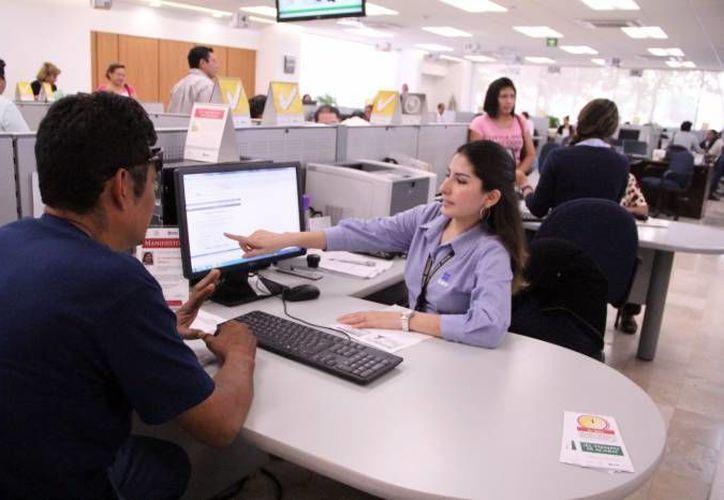 El SAT espera a mediano plazo revertir en Yucatán la tendencia de informalidad. (Milenio Novedades/Foto de contexto)