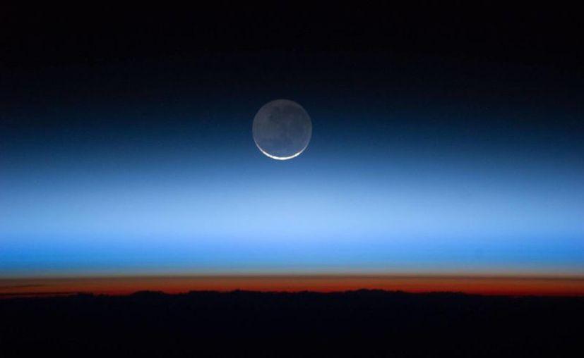 En realidad la Luna no se tornará azul como tal, pero valdrá la pena observar el fenómeno porque se repetirá en tres años. (NASA)