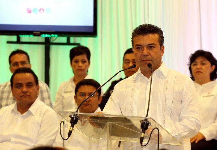 El ex alcalde perdió parte de los recursos en inversiones a través de casas de bolsa. (Adrián Barreto/SIPSE)