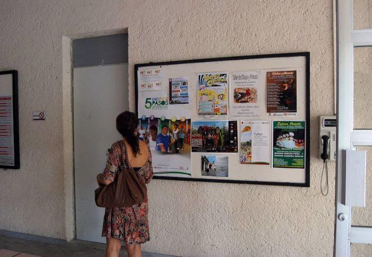 Imparten taller en la Casa de la Cultura. (Tomás Álvarez/SIPSE)