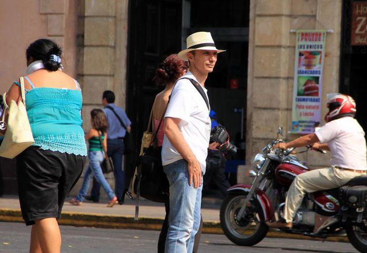 Se avecina un incremento en la temperatura luego de varios días de clima agradable. (José Acosta/SIPSE)