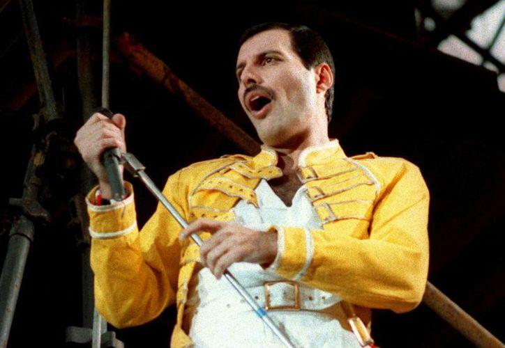 Un asteroide lejano a la Tierra lleva el hombre de Freddie Mercury (foto), quien fuera vocalista y líder de la banda 'Queen'. (AP/archivo)