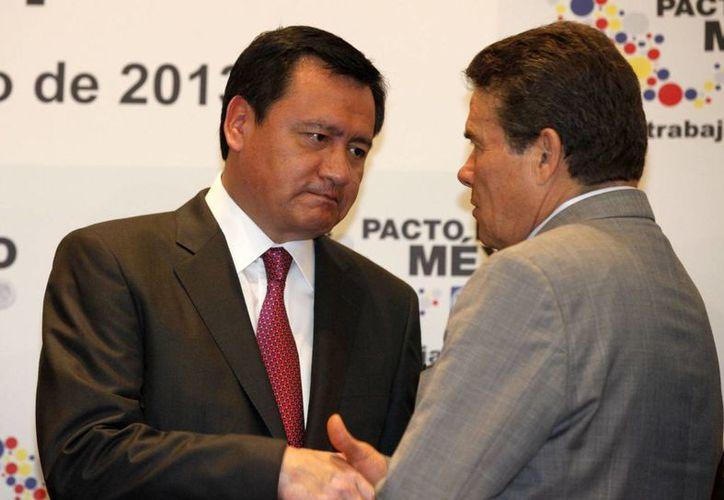 Osorio Chong señaló que las unanimidades serían malas para la búsqueda de acuerdos. (Notimex)