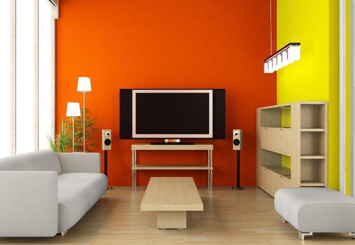 La nanotecnología hace la pintura doméstica más resistente a rayaduras y corrosión. (Internet)