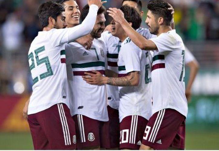 La escuadra de la Concacaf está ubicada en el Grupo F. (Twitter)