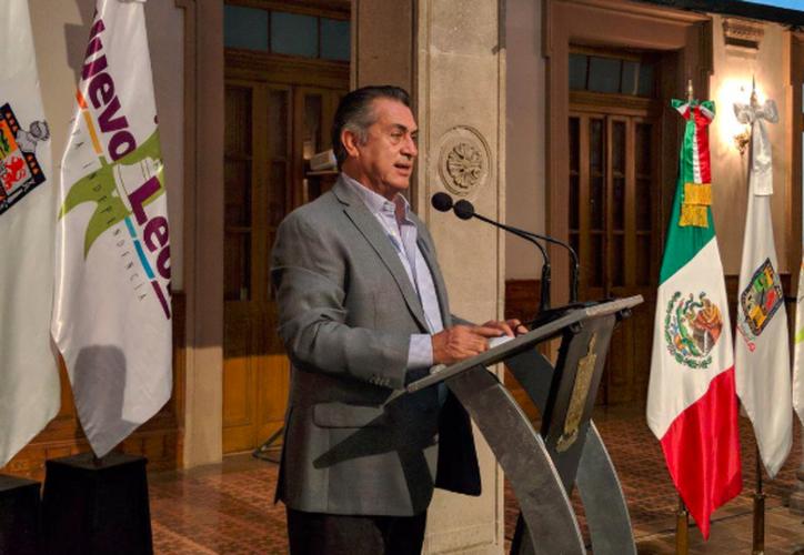 Rodríguez Calderón señaló que la buena relación con Estados Unidos tiene que ver con la conquista que neoleoneses han hecho de la zona fronteriza del sur de Texas. (Internet)