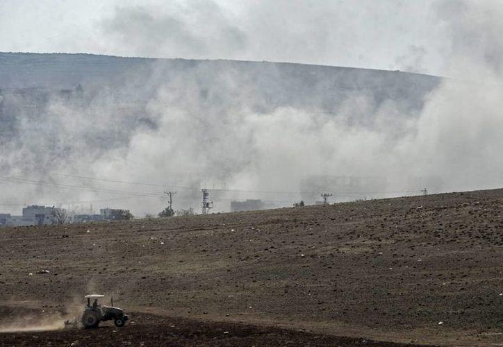 Siria lleva inmersa desde hace cuatro años en una guerra civil. (Archivo/EFE)