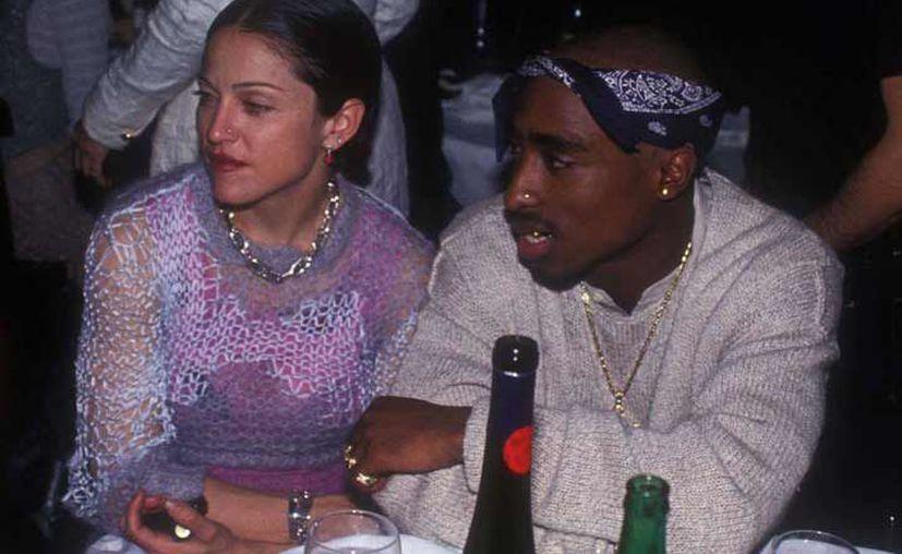 Madonna confesó en 2015 que ella y el rapero mantuvieron una relación entre 1993 y 1994. (Excélsior).